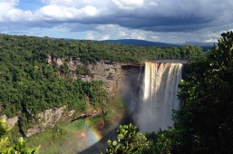 Guyana-Waterfall